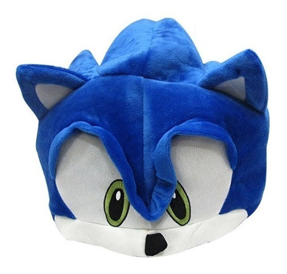 Gorro De Sonic The Hedgehog Sega Gorra