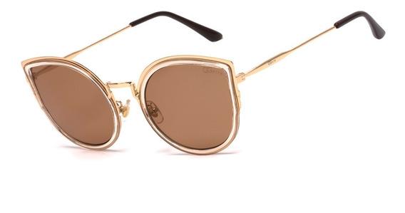 Oculos Ogrife Solar Og 1300-c Feminino Proteção Uv Original