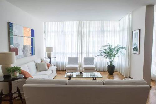 Imagem 1 de 20 de Apartamento À Venda, 292 M² Por R$ 3.150.000,00 - Ipanema - Rio De Janeiro/rj - Ap4487