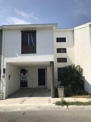 Casa En Renta Almeria Residencial Apodaca Nl Amueblada