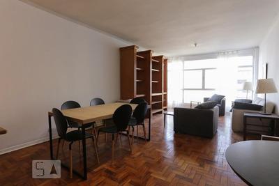 Apartamento No 6º Andar Mobiliado Com 3 Dormitórios E 1 Garagem - Id: 892863761 - 163761