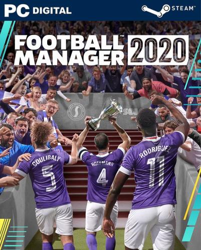 Football Manager 2020 Pc Futbol 20 Español + Steam Original