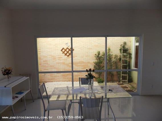 Casa Para Venda Em Tatuí, Colina Verde, 4 Dormitórios, 1 Suíte, 3 Banheiros, 4 Vagas - 200