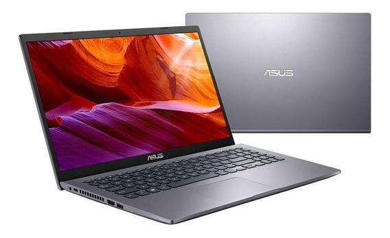 Notebook Asus M509da-br324t 15.6 W10 8gb Ram Cinza Escuro