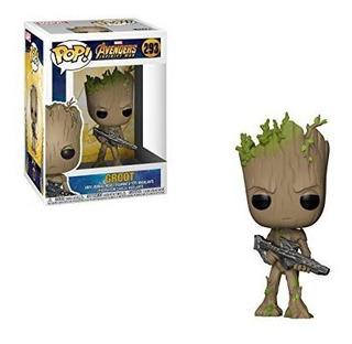 Marvel Avengers Funko! Pop - Groot #293