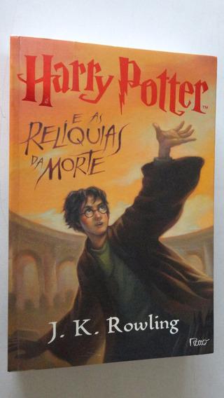 Harry Potter E As Relíquias Da Morte J K Rowling