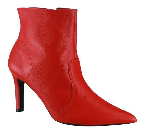 Bota Feminina Ankle Boot Usaflex Z4002/5   Katy Calçados
