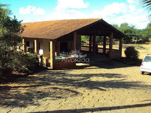 Sítio Com 4 Dorms, Estrada Do Passa Três, Morungaba - R$ 700 Mil, Cod: St008 - Vst008