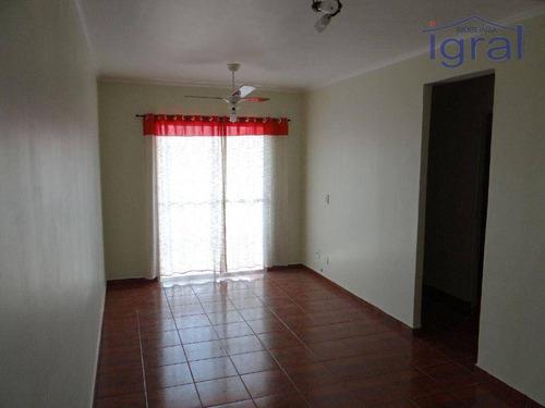 Imagem 1 de 13 de Apartamento Com 3 Dormitórios, 75 M² - Venda Por R$ 430.000,00 Ou Aluguel Por R$ 2.600,00/mês - Vila Monte Alegre - São Paulo/sp - Ap1433