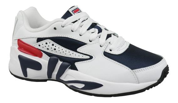Tenis Fila Mindblower Blanco/marino 5rm00161 125