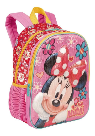 Mochilete Minnie Mouse 65289 - Original