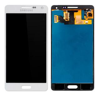 Tela Frontal Display Lcd Galaxy A5 A500 Tela Com Brilho + Cola