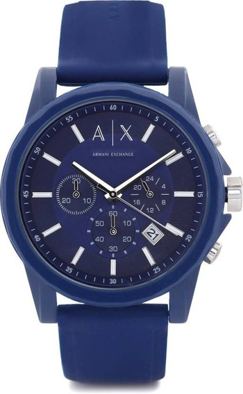 Relógio Armani Exchange - Ax1327 - 44mm - 100% Original