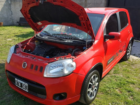 Fiat Uno 1.4 Sporting 2012 Impecable Oportunidad!!!!