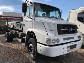 Mercedes-bens 1318 4x2 Ano 2007/2008 No Chassi