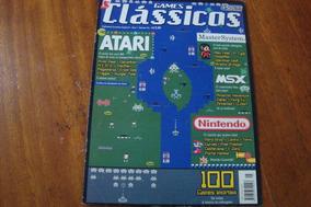 Revis Digerati Games Classicos 5 / Atari Master Msx Nintendo