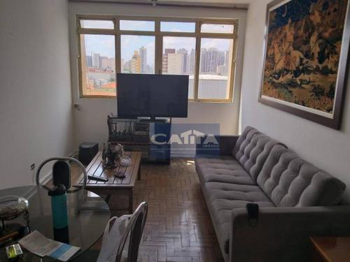 Apartamento À Venda, 67 M² Por R$ 360.000,00 - Tatuapé - São Paulo/sp - Ap21408
