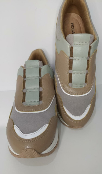 Tenis Piccadilly Recortes 9740181