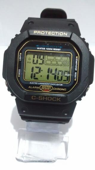Relógio Digital T-force Militar Resistente