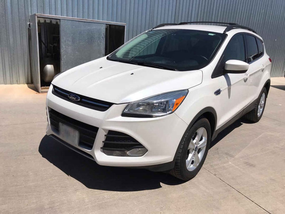 Ford Escape 2014 5p Se Advance L4/2.5 Aut