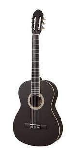 Guitarra Acústica Vivaldi Color Negro Incluye Accesorios