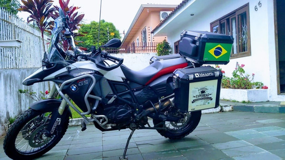 Vendo Ou Troco Bmw F 800 Gs Adventure 2015.