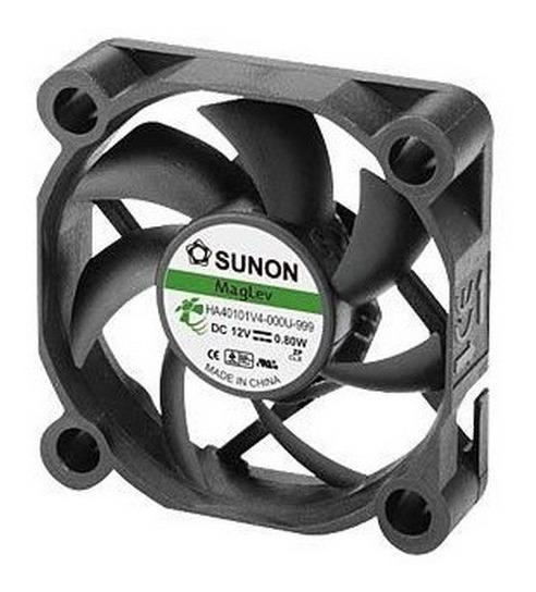 Cooler Fan Sunon 40x40x10mm 4500rpm 3pines 5.3cfm