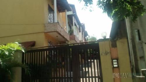 Casa Com 3 Dormitórios À Venda Por R$ 420.000,00 - Vila Valqueire - Rio De Janeiro/rj - Ca0436