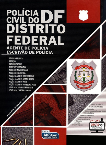 Polícia Civil Do Distrito Federal - Agente De Pol
