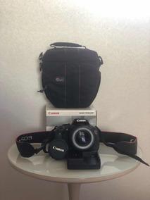 Câmera Canon Rebel T3i