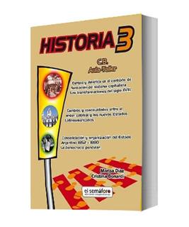 Libro: Historia 3 - Aula Taller - Ed. Semáforo