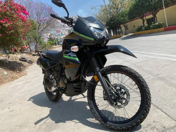 Kawasaki Klr650 Modelo 2018... Reestrenala !!!1