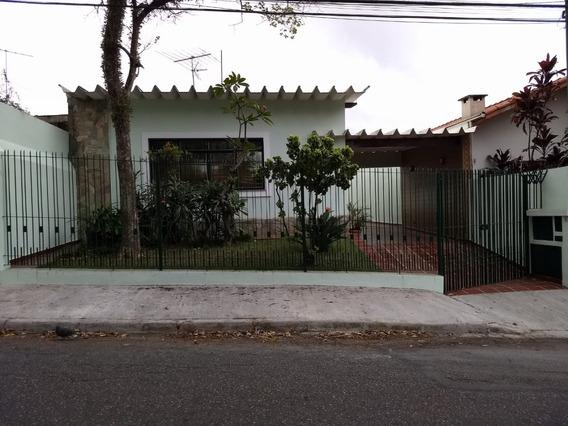 Linda Casa Térrea No Caxingui - Ref. Fl 66
