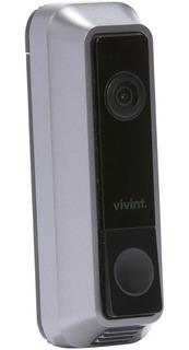 Vivint - Wi-fi Smart Video Doorbell - Silver
