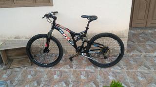 Bicicleta Gallo Aro 26 21 Velocidades/marchas Freio Disco