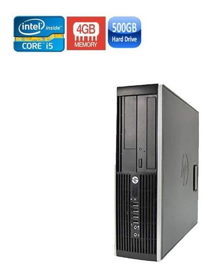 Pc Hp 8300 Intel I5 3ºgeração 4gb Hd 500gb Wi-fi