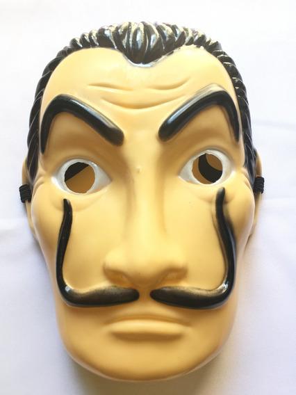 10 Mascaras La Casa De Papel Salvador Dali Nexflix Halloween