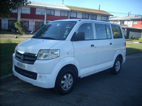 Suzuki Apv Minivan 1.6 4x2 Gl 2014 Gsvx-16