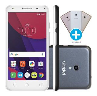 Smartphone Alcatel Pixi 4 Dual 4g 5045j Tela 5