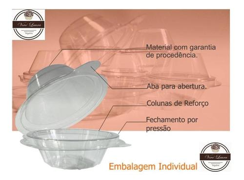 Imagem 1 de 2 de Embalagem De Brigadeiro C/600 Blister Gourmet