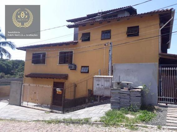 Apartamento Com 2 Dormitórios Para Alugar, 45 M² Por R$ 1.000,00/mês - Centro - Viamão/rs - Ap0120