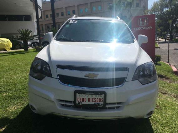 Chevrolet Captiva Sport 5p Lt V6/3.0 Aut Piel