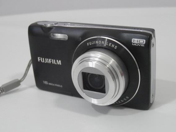 Camera Fujifilm Digital Jz250 16mp Barata Oferta + Brindes
