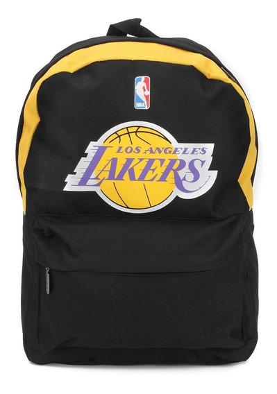 Mochila Nba La Lakers Produto Original Frete Grátis!