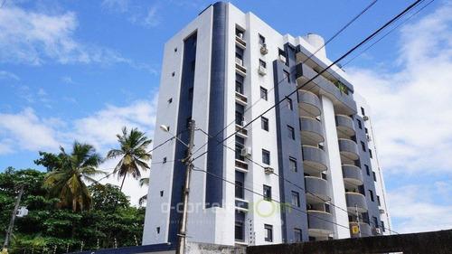 Apartamento À Venda, 121 M² Por R$ 359.000,00 - Altiplano - João Pessoa/pb - Ap0101