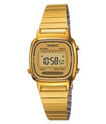 Relógio Casio La670wga-9df