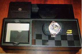 Relógio De Homenagem Ao Ayrton Senna Edição Limitada Para Fã