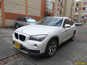 Bmw X1 Sdrive 18d At O2014