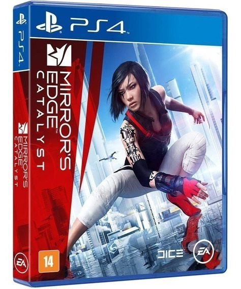 Mirrors Edge Catalyst - Jogo P/ Ps4 Original - Midia Fisica