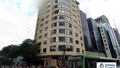 Conjunto De Salas Comerciais Em Andar Inteiro Na Av. Paulista Com Av. Brigadeiro Luiz Antônio - Dp4800